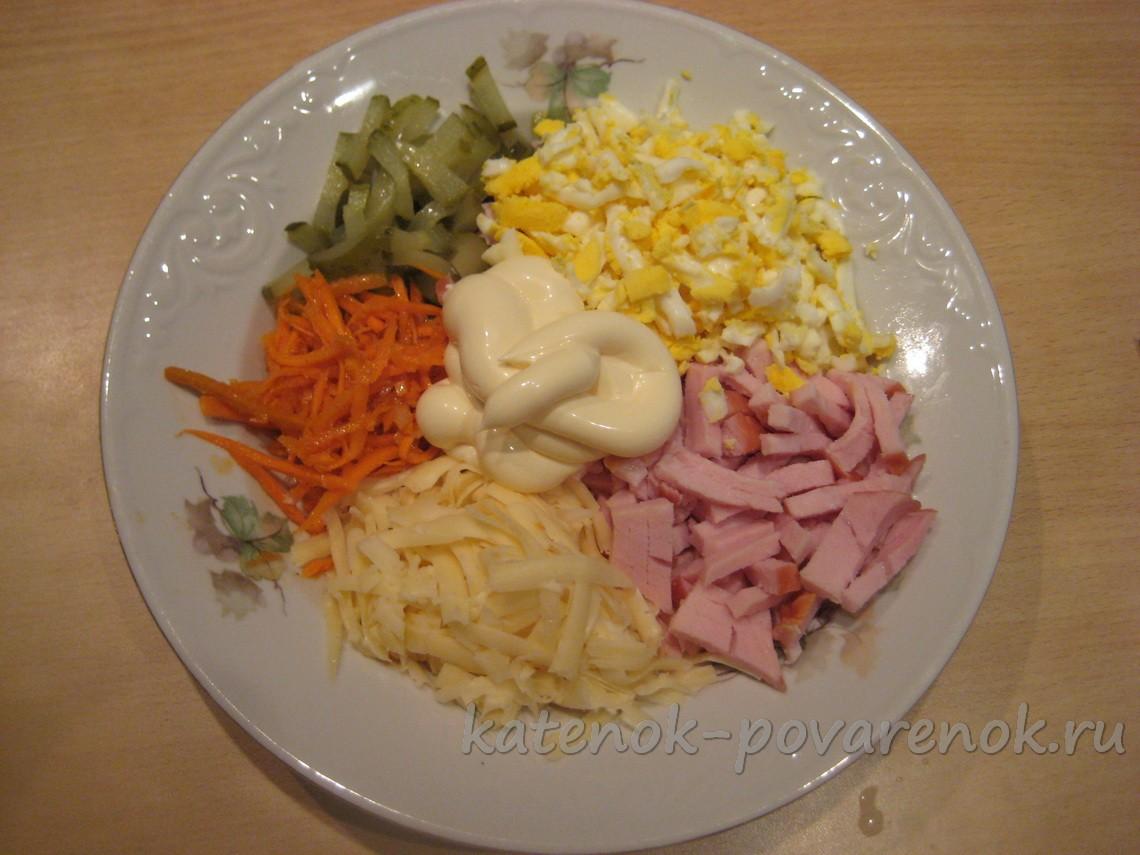 Блюда из карбоната и сыра 7