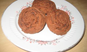 Рецепт шоколадного бисквита на кипятке