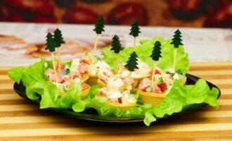 Новогодние закуски – 5 вкусных и красивых идей для праздничного стола