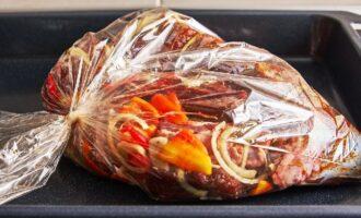 Что приготовить в рукаве для запекания в духовке